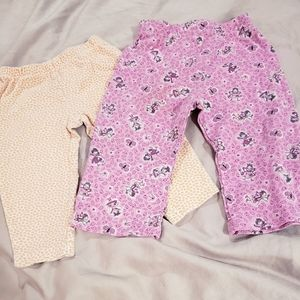 6FOR$15 Okie-dokie/Carter's Pants